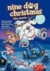 Nine Dog Christmas on DVD