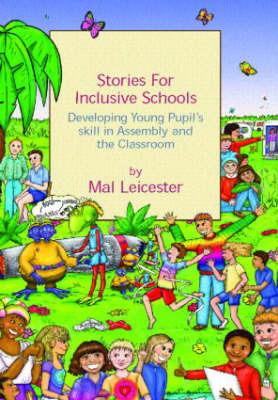 Stories for Inclusive Schools by Gill Johnson image