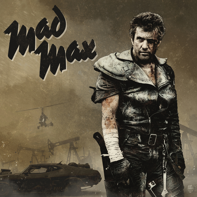The Mad Max Trilogy - Original Motion Picture Soundtrack by Tom Holkenborg
