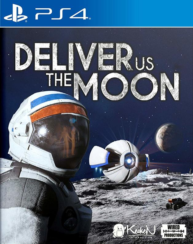 Deliver Us The Moon for PS4