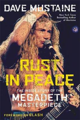 Rust in Peace by Dave Mustaine image