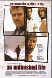Unfinished Life, An on DVD
