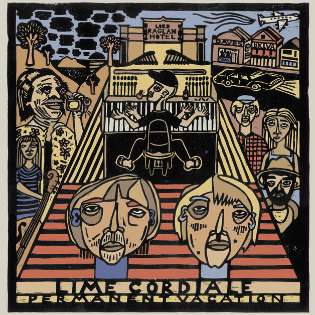 Permanent Vacation by Lime Cordiale