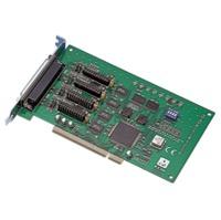 Advantech 4-Port RS232/422/485 Comms Card DB25 image