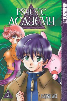 Psychic Academy: v. 2 by Katsu Aki image