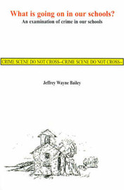 What is Going on in Our Schools?: An Examination of Crime in Our Schools by Jeffrey W Bailey (Richards & Tierney, Inc.) image