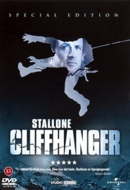 Cliffhanger - Special Edition on DVD image