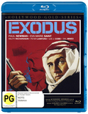 Exodus on Blu-ray