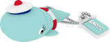 8GB Emtec USB 2.0 Flashdrive - Sailor Whale