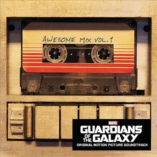 Guardians of the Galaxy: Awesome Mix Vol 1 (LP) by Various Artists image