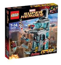 LEGO Super Heroes - Attack on Avengers Tower (76038)