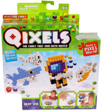 Qixels S1 Theme Refill Pack - Monsters of the Deep
