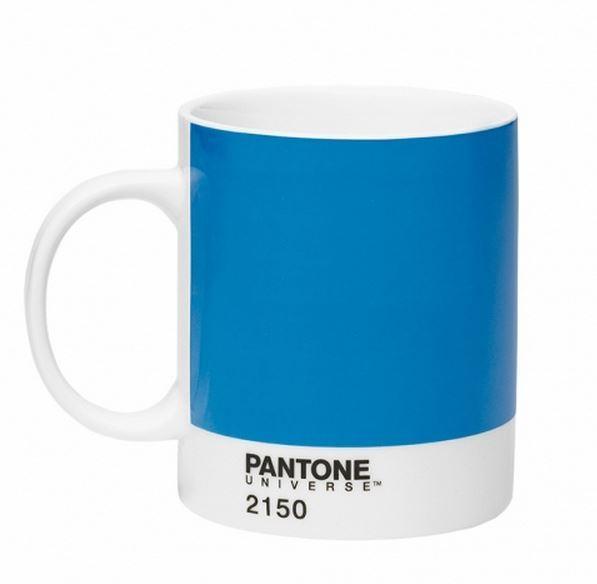 Pantone Tassen pantone bone china mug blue 2150 at mighty ape nz