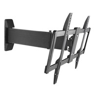"Brateck Aluminum Slim Sliding Full-Motion TV Wall Mount For 37""-70"" LED, LCD Flat Panel"