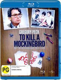 To Kill a Mockingbird - 50th Anniversary Edition on Blu-ray