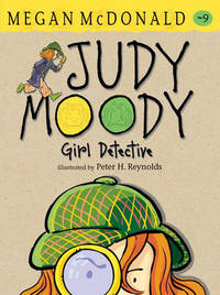 Jm Bk 9: Judy Moody Girl Detective by McDonald Megan