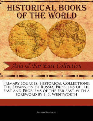 Primary Sources, Historical Collections by Alfred Rambaud