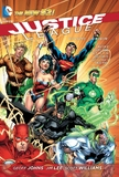 Justice League: Volume 1 by Geoff Johns