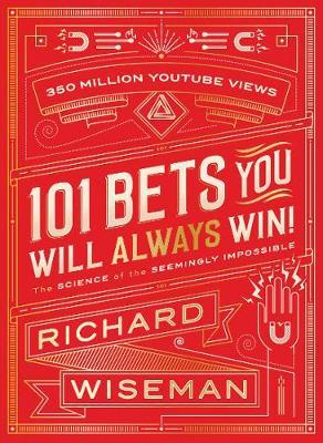 101 Bets You Will Always Win by Richard Wiseman image