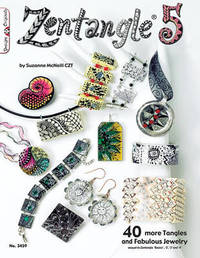 Zentangle 5 by Suzanne McNeill