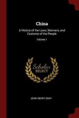 China by John Henry Gray