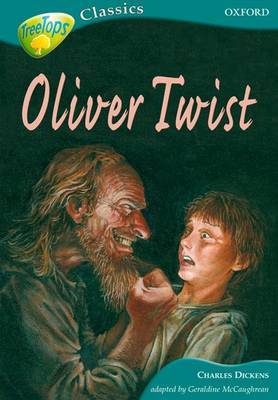 Oxford Reading Tree: Level 16B Treetops Classics: Oliver Twist by Charles Dickens image