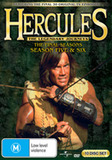 Hercules: Seasons 5 and 6 - The Final Seasons (10 Disc Set) on DVD