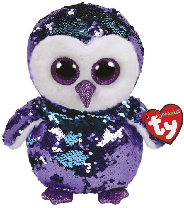 f1ab69a5b28 TY Beanie Boo - Flip Moonlight Owl