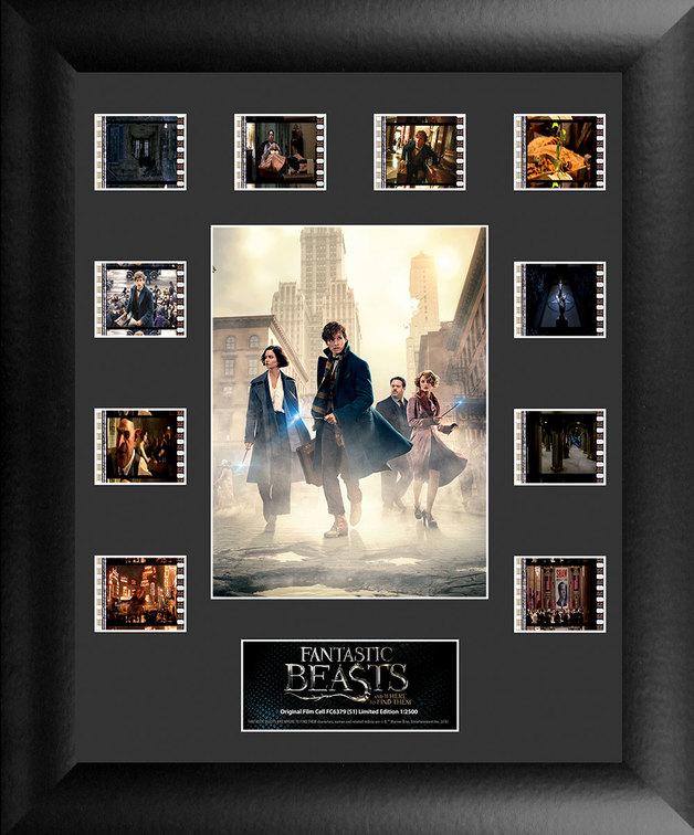 FilmCells: Mini-Montage Frame - Fantastic Beasts (Street)