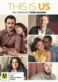 This Is Us - The Complete Third Season on DVD