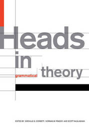 Heads in Grammatical Theory image