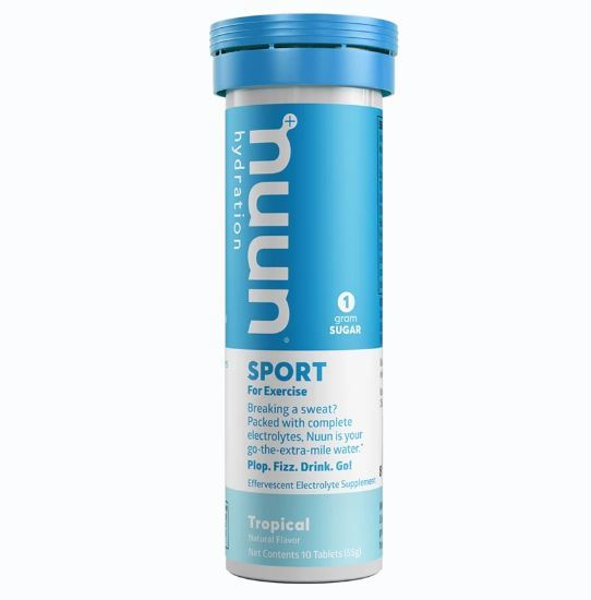 Nuun Sport Hydration Tablets - Tropical Fruit image