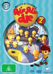 Rolie Polie Olie: Vol 2 on DVD