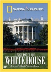 National Geographic - Inside The White House on DVD