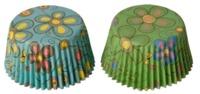 Sweet Creations - Cupcake Cases, Spring Garden