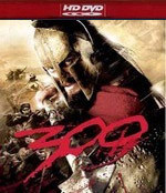 300 on HD DVD