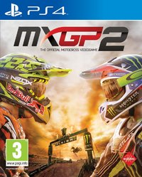 MXGP 2 - The Official Motocross Videogame for PS4