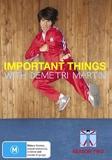 Important Things with Demetri Martin - Season 2 (3 Disc Set) on DVD