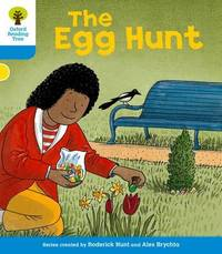 Oxford Reading Tree: Level 3: Stories: The Egg Hunt by Roderick Hunt