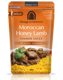 Passage to Morocco - Moroccan Honey Lamb Simmer Sauce 200g