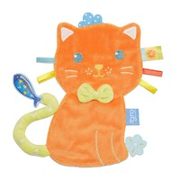 Gro Friend Flat Comforter (Ginger Cat)