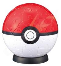 Pokemon: 60pc Pokeball - Jigsaw Puzzle Ball