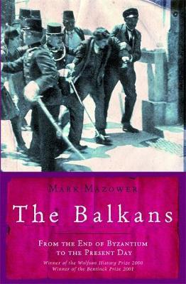 The Balkans by Mark Mazower image