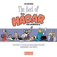Hagar the Horrible: the Epic Chronicles - Dailies 1985-1986