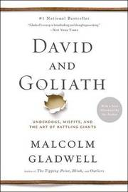 David and Goliath by Malcolm Gladwell image