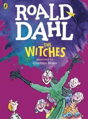 The Witches (Colour Edition) by Roald Dahl image