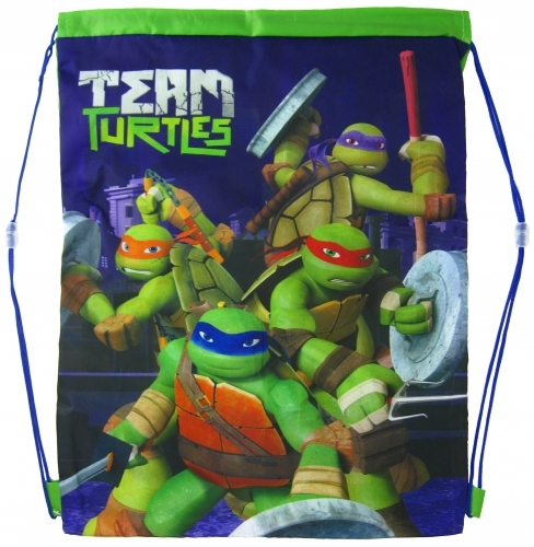 Teenage Mutant Ninja Turtles Gym Bag image