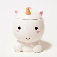 Elodie Unicorn Cookie Jar image