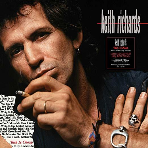 Talk Is Cheap (30Th Anniversary Edition) (Limited Edition) by Keith Richards