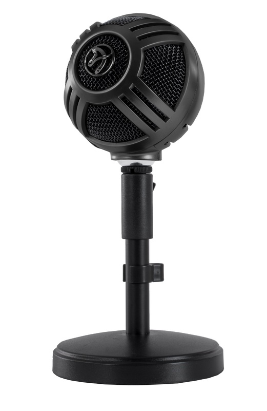 Arozzi Sfera PRO Microphone (Black) for PC